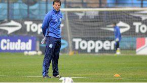 Claudio Úbeda es el nuevo entrenador de la Selección Sub 20