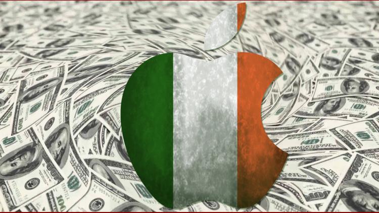 Apple deberá pagar el impuesto multimillonario en Irlanda