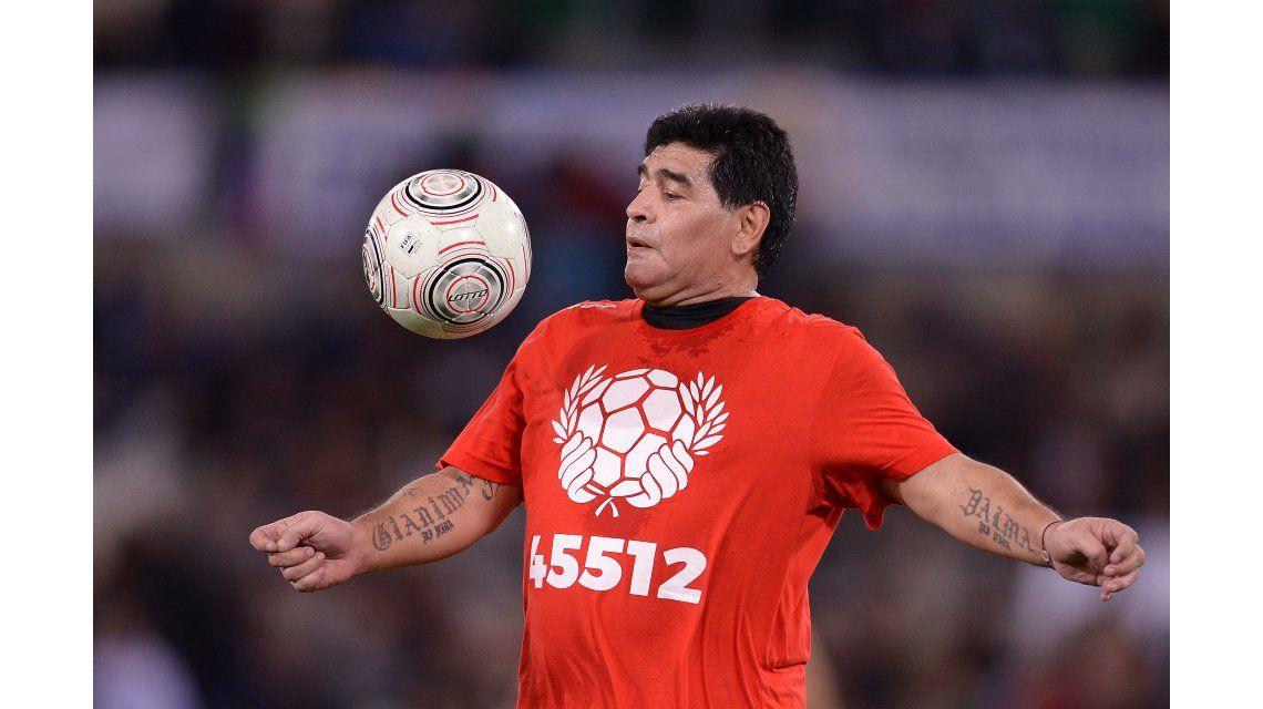 Se cumplieron 40 años del debut de Diego Maradona en Argentinos Juniors y el 10 hizo declaraciones radiales
