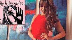 El mensaje de Barbie Vélez por #NiUnaMenos