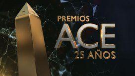 Viví los premios ACE por C5N.