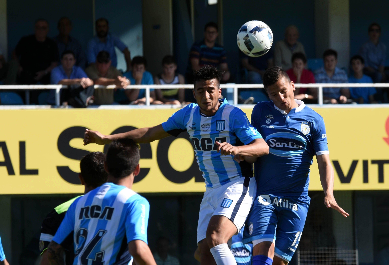 Atlético Rafaela enfrenta a Racing en Santa Fe