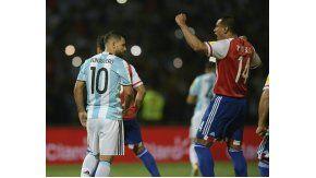 Argentina cayó ante Paraguay en Córdoba por Eliminatorias
