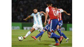 Argentina enfrenta a Paraguay en Córdoba