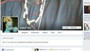 Este es el Facebook de uno de los acusados por el crimen de Lucía.