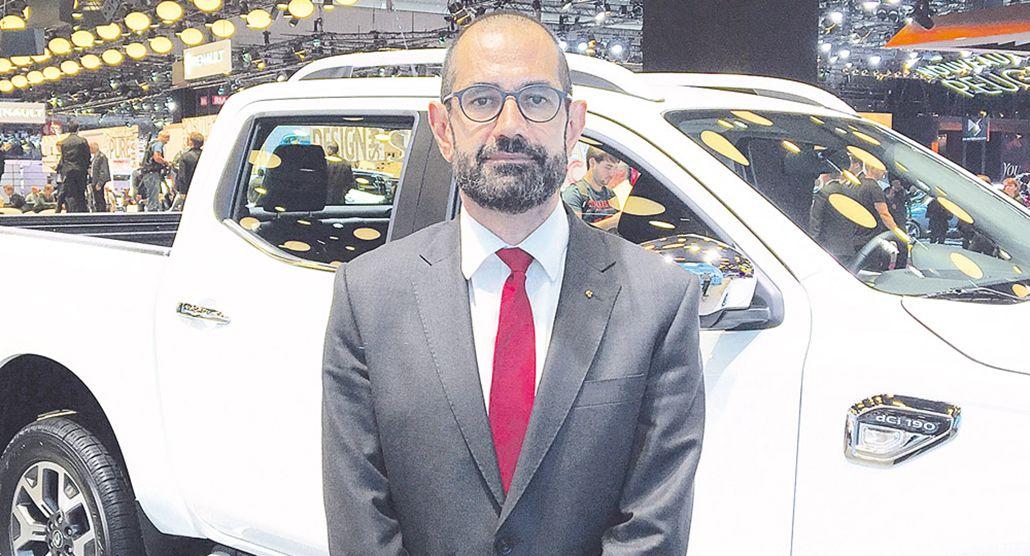 Thierry Koskas analizó los desafíos que tiene Renault en el mundo.