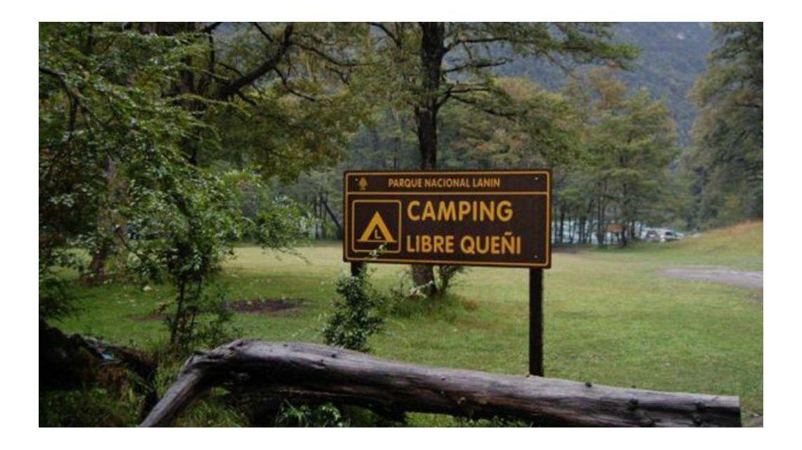 Una turista tropezó y murió en el Parque Nacional Lanín.