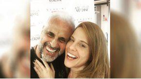 Jorge Rial y Agustina Kämpfer, en épocas felices