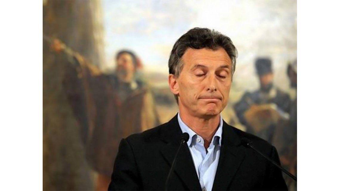 Mauricio Macri llevó a Nación la política de subejecución presupuestaria que aplicó en Ciudad