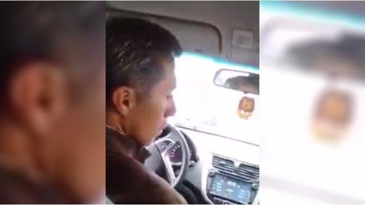 Un pasajero de Uber denunció que fue agredido por un conductor.