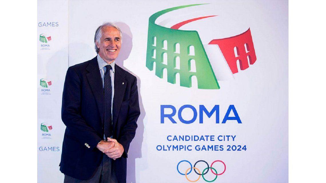 Roma renuncia a su candidatura para organizar los Juegos Olímpicos del 2024