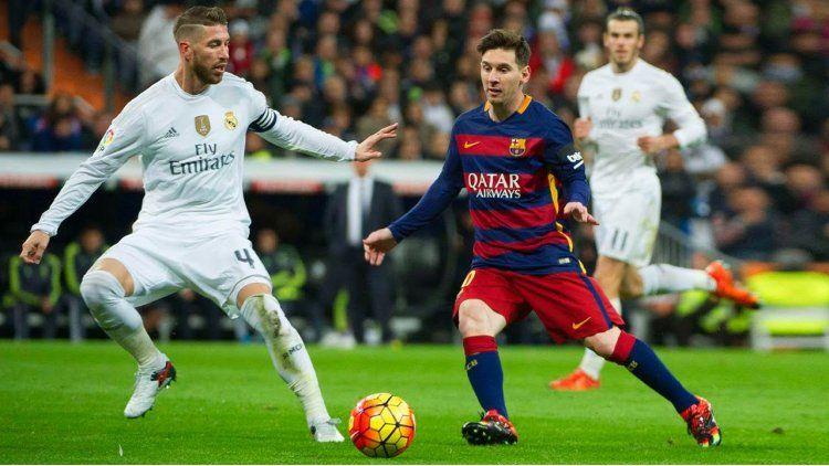 El clásico entre Real Madrid y Barcelona se jugará el próximo sábado 3 de diciembre