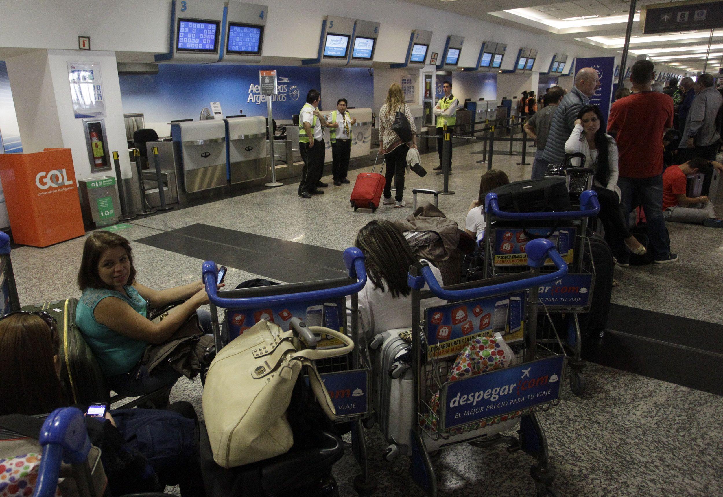 La medida causaría demoras en los vuelos.