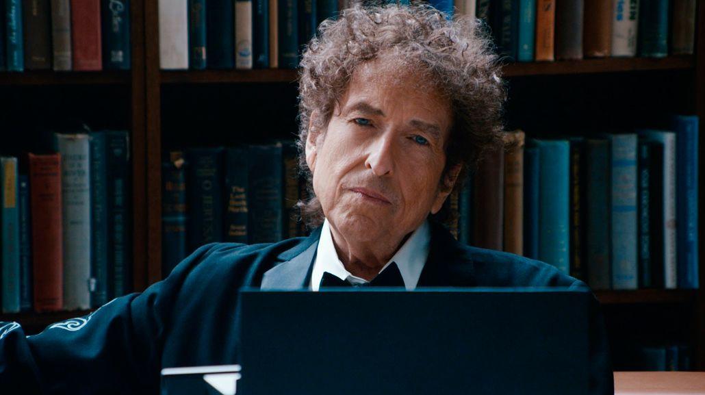 Bob Dylan ganó el Premio Nobel de Literatura 2016.