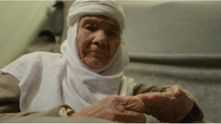 Eida tiene 115 años