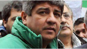 Pablo Moyano admitió que la CGT no tuvo huevos para pararle al gobierno.