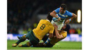 Argentina enfrenta a Australia en Twickenham por la última fecha del Rugby Championship