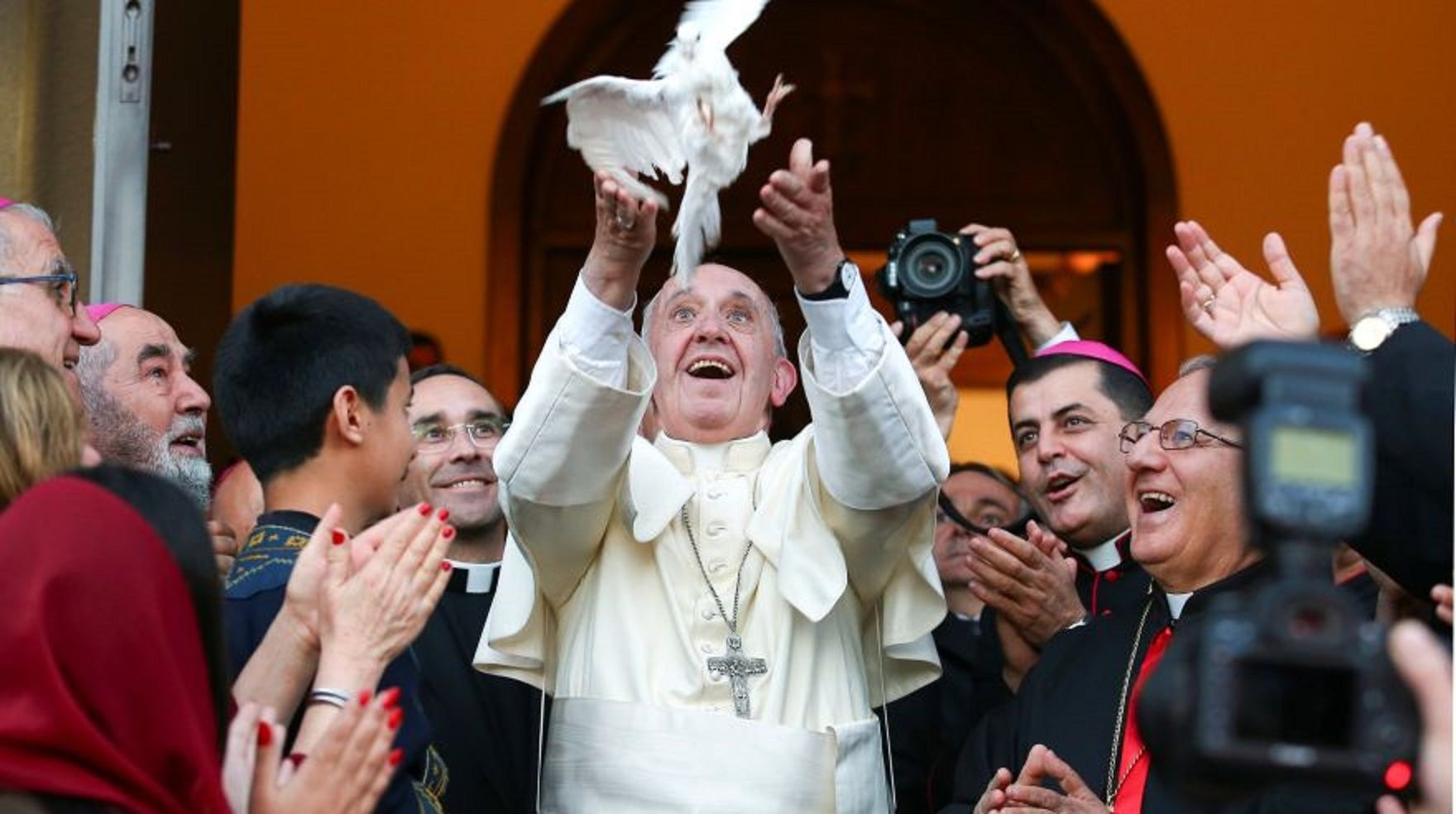 Papa Francisco (Vaticano) ha mostrado su labor en la lucha en contra de la desigualdad y la pobreza