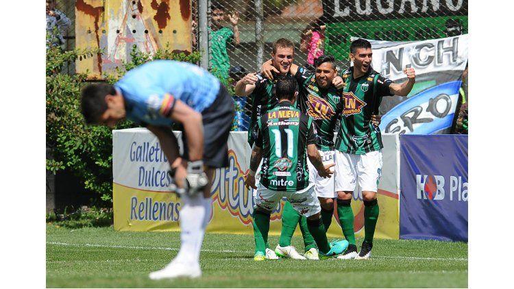 Con un gol del eterno Christian Gomito Gómez