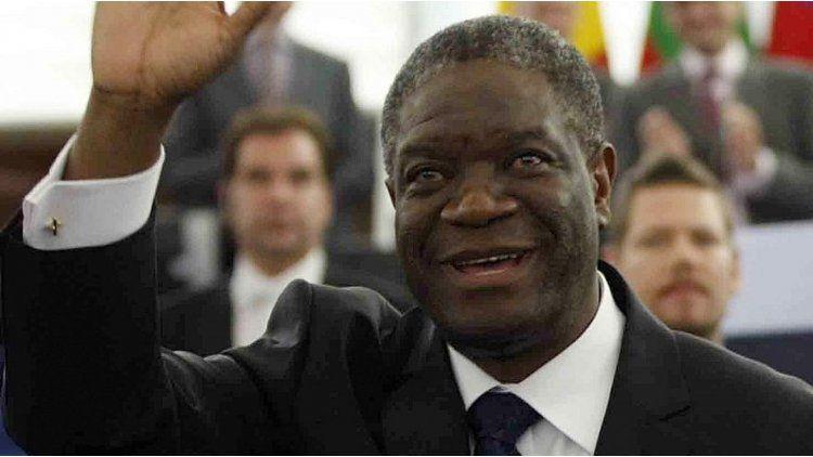 El doctor Denis Mukwege