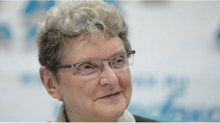 Svetlana Gannushkina