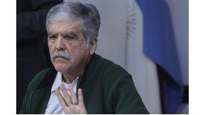 Julio De Vido, ex ministro de Planificación Federal