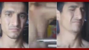 Las imágenes del video que ya circula en la web