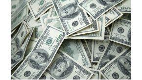 El dólar trepó otros 5 centavos