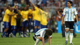 Denuncian en Venezuela millonario soborno por la final de Copa América 2007