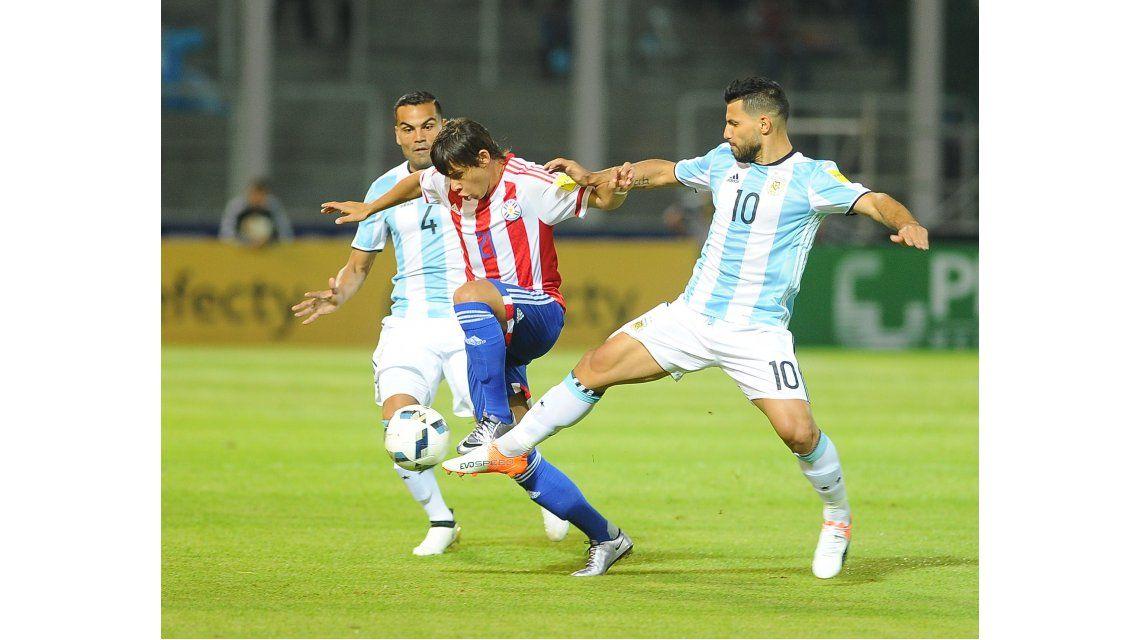 Argentina enfrenta a Paraguay en Córdoba por Eliminatorias