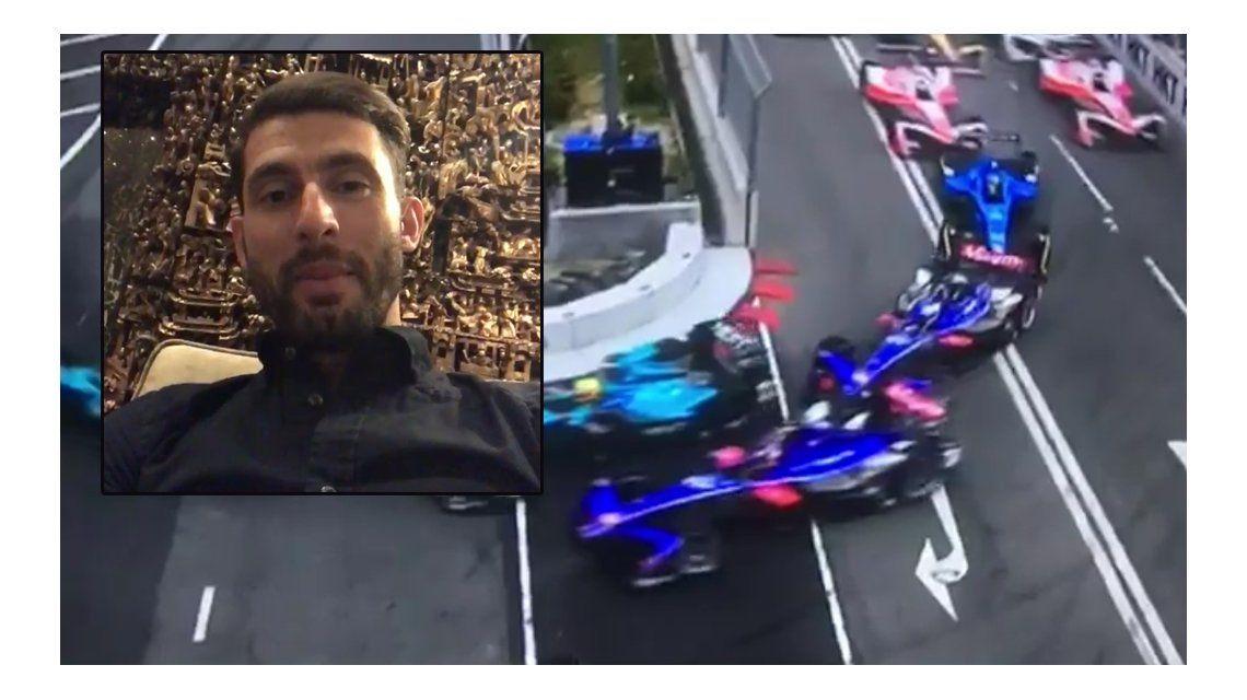 Fórmula E: el dolor y la explicación de Pechito López tras abandonar en su debut