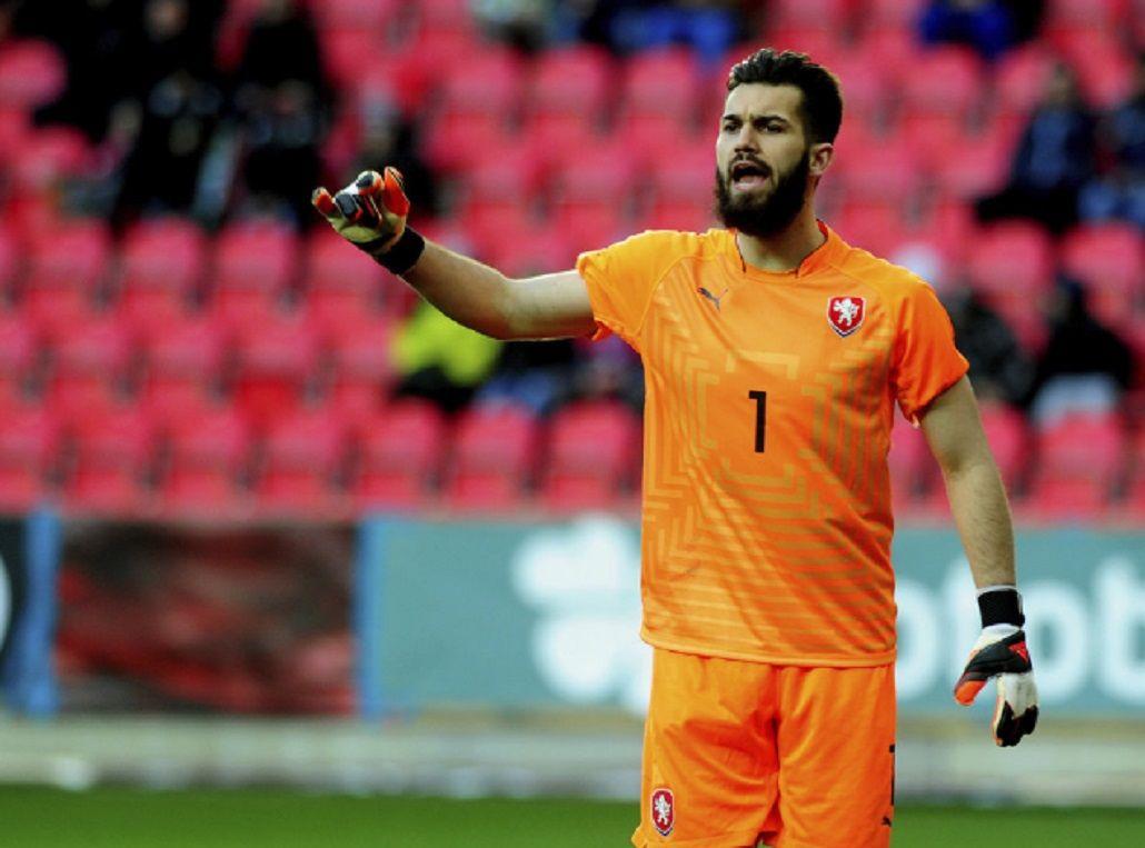 Koubek es además el arquero de la Selección checa
