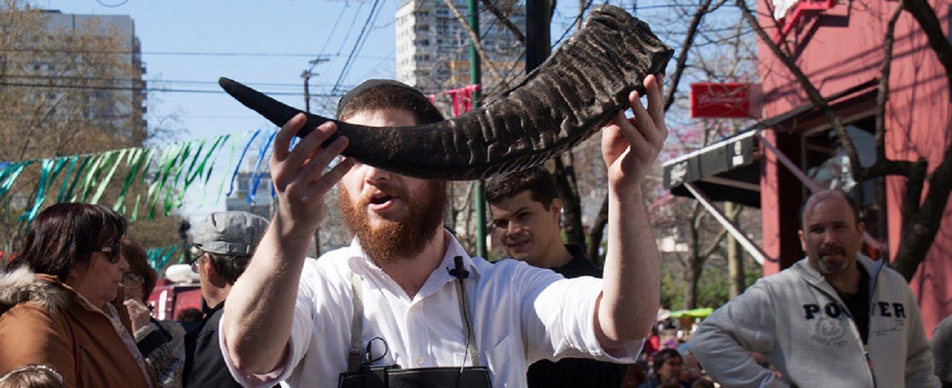 La comunidad judía celebró el año 5777