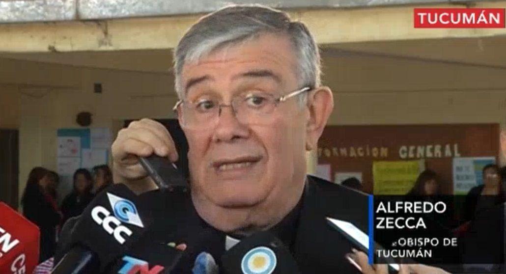 El arzobispo de Tucumán reconoció que el padre Juan estaba amenazado