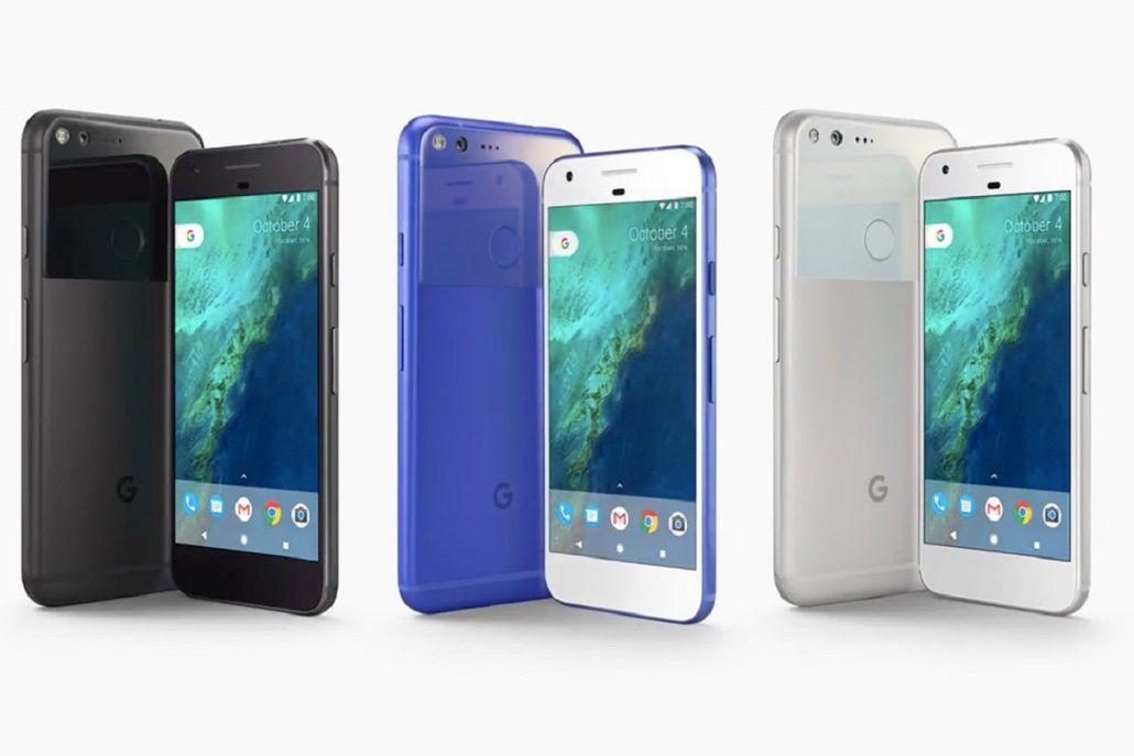 Los dos nuevos celulares de Google ya se pueden conseguir en el país