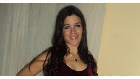 Ludmila, la joven que falleció tras un choque en el centro de Córdoba.