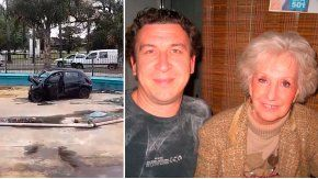 Bruno Huck, ex yerno de Estela de Carlotto, murió en un accidente este martes.
