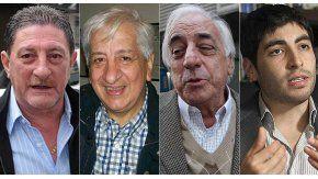 Omar Viviani (taxis), Julio Piumato (judiciales), Roberto Fernández (colectiveros) y Facundo Moyano (peajes) opinaron sobre el posible acuerdo con el Gobierno y la necesidad de un paro nacional.
