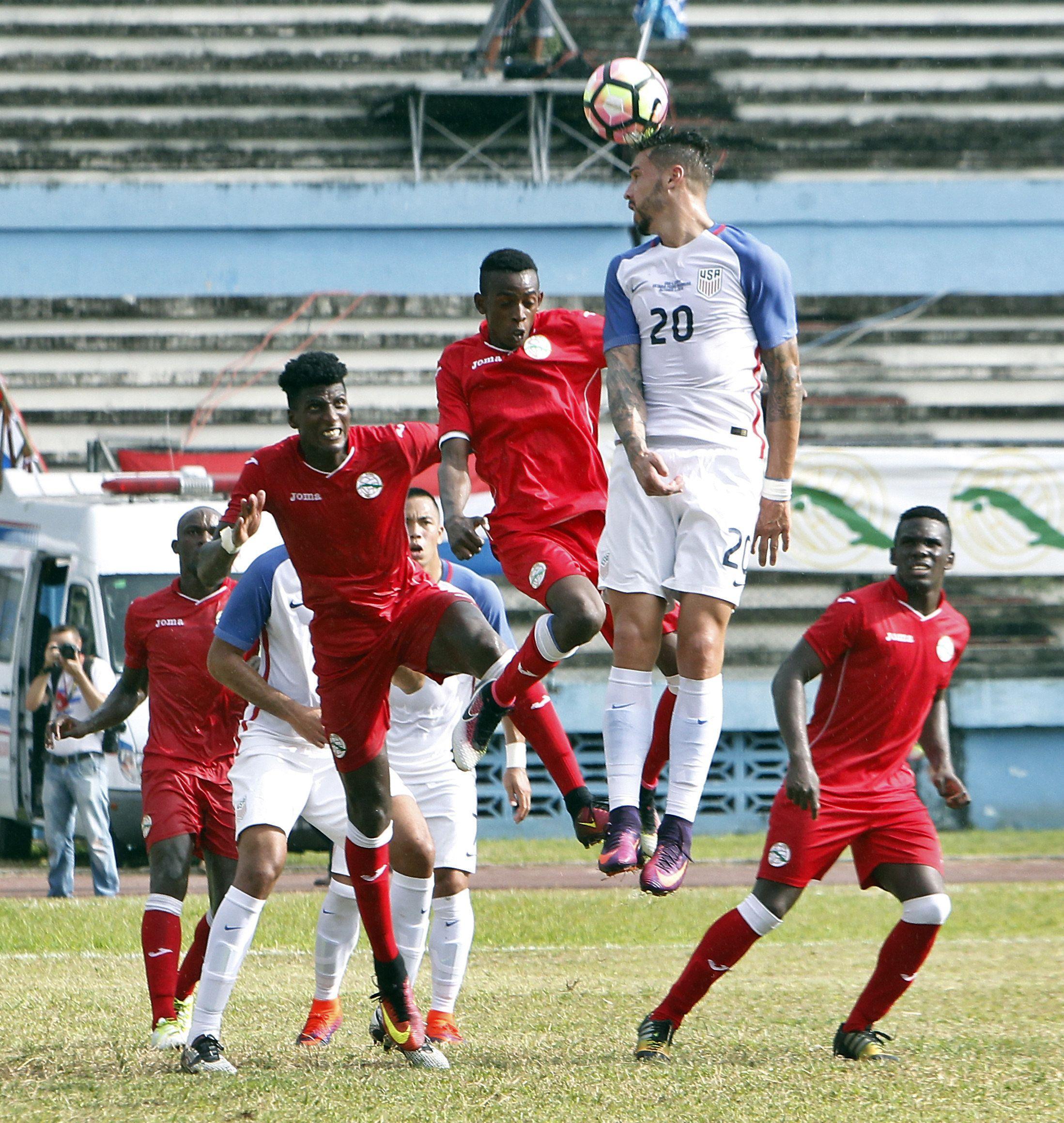 Estados Unidos venció a Cuba 2-0 en La Habana en primer partido amistoso tras 70 años.
