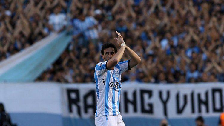 Diego Milito confirmó que su partido despedida será el 11 de noviembre en el Cilindro de Avellaneda.