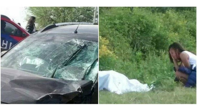 Un cantante de folclore atropelló y mató a un ciclista en Termas de Río Hondo.