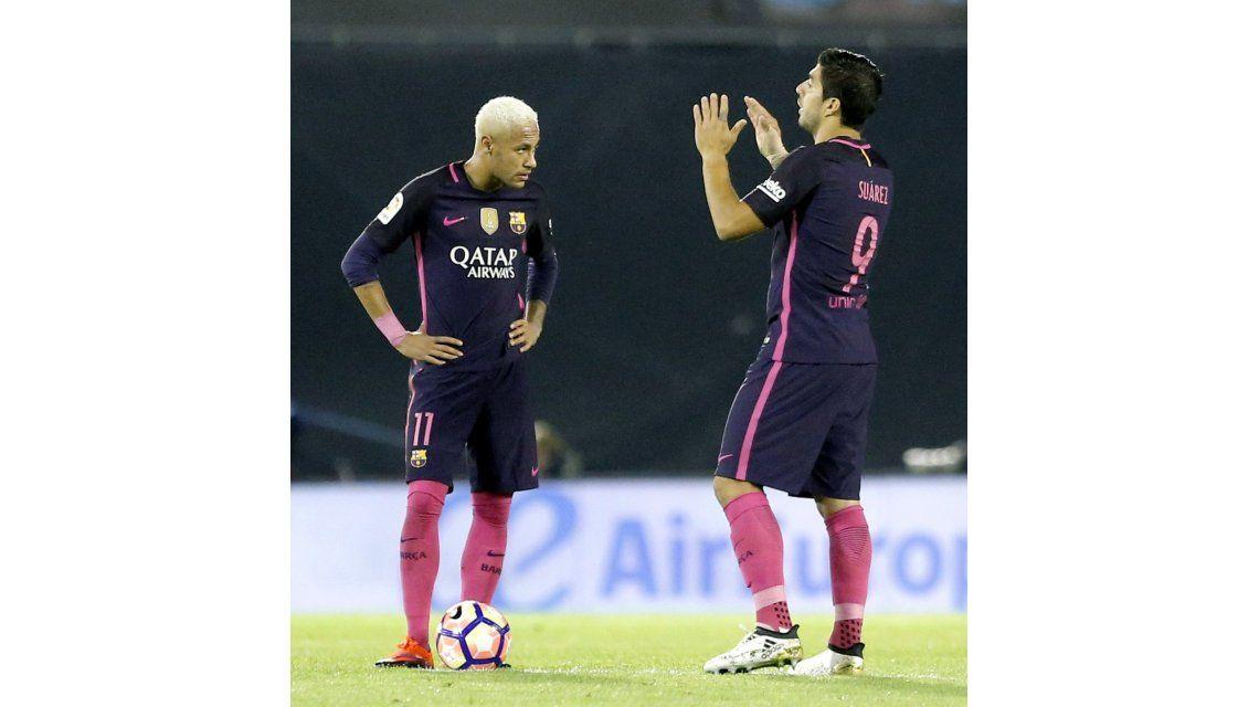 Volvé, Messi: El Barça cayó ante el Celta de Vigo de Berizzo