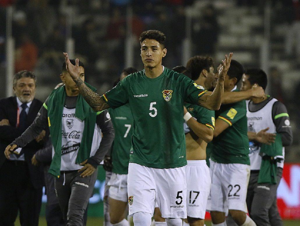 Nelson Cabrera el futbolista por el que Chile le quiere ganar por escritorio a Bolivia