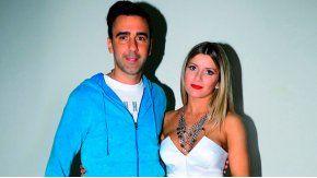 Laurita Fernández y Fede Hoppe siguen separados.