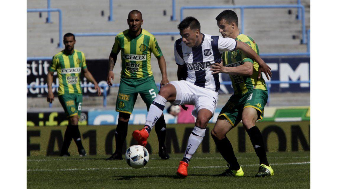 Aldosivi venció 2 a 1 a Talleres en Mar del Plata