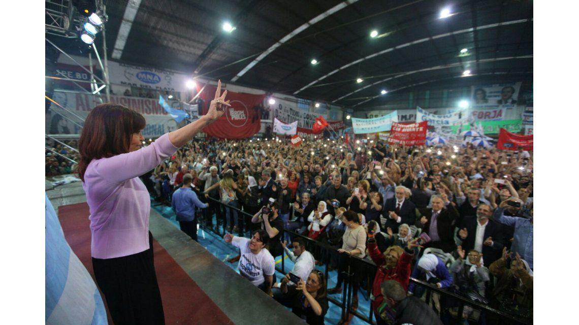 Cristina Kirchner: Si es tan pesada la herencia que la devuelvan