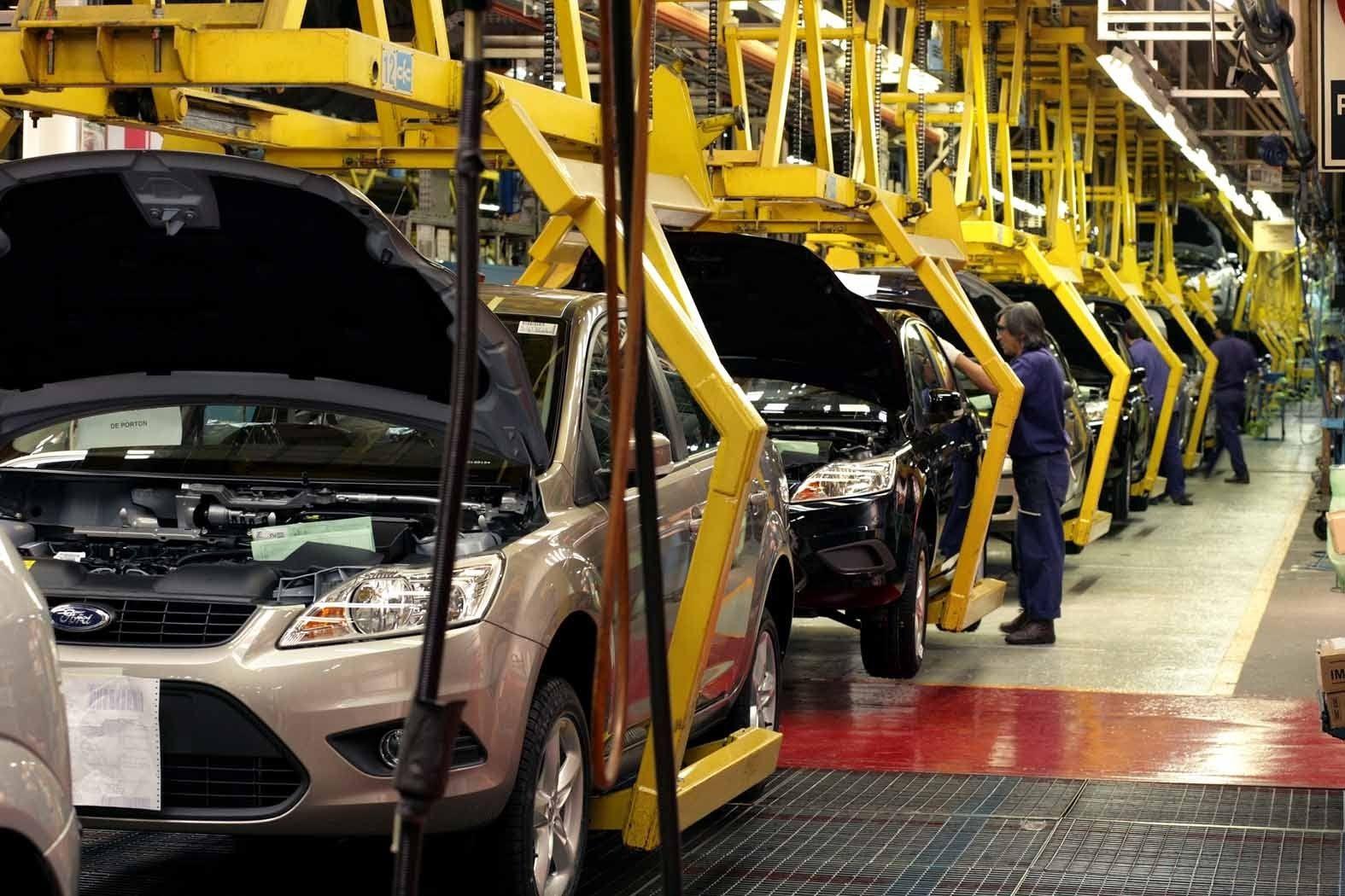 La producción de autos cayó un 16,4% en octubre.<br>