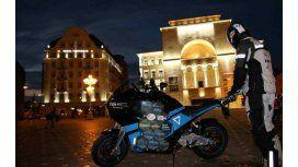 Las motos eléctricas del Proyecto Storm son modelos ecológicos