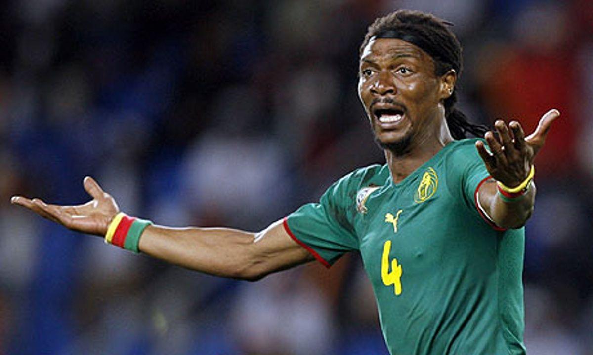 El camerunés disputó cuatro Mundiales