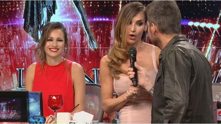 María Vázquez debutó en el jurado del Bailando 2016.